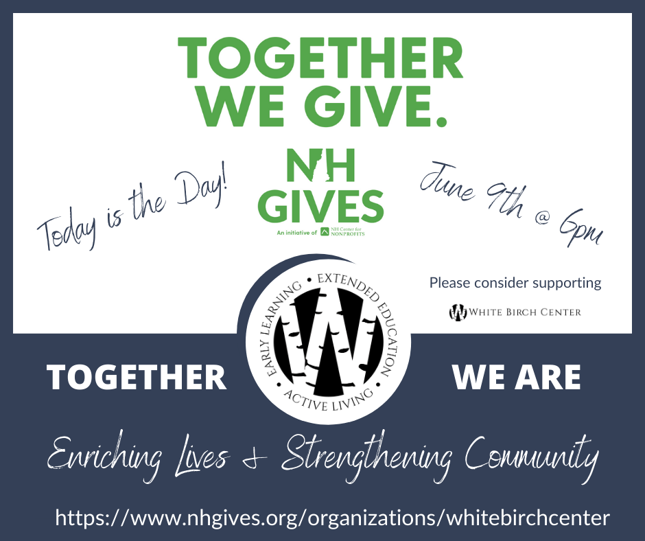 WBC NHGives 2020.TOGETHER WE GIVE